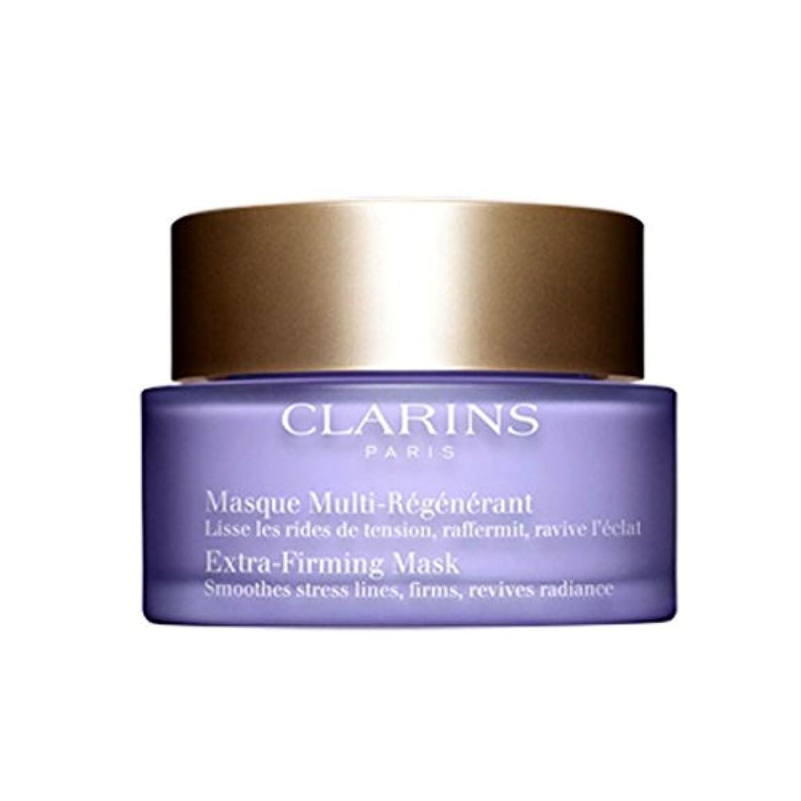 夜明け染料傷つけるClarins Extra-firming Mask 75ml [並行輸入品]