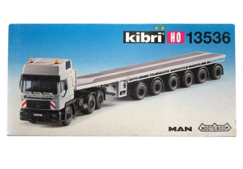 13536 kibri HOスケール (1:87) プラモデル MB SK + NOOTEBOOM