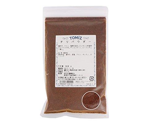 チリパウダー / 100g TOMIZ/cuoca(富澤商店) スパイス シーズニングスパイス(調味)