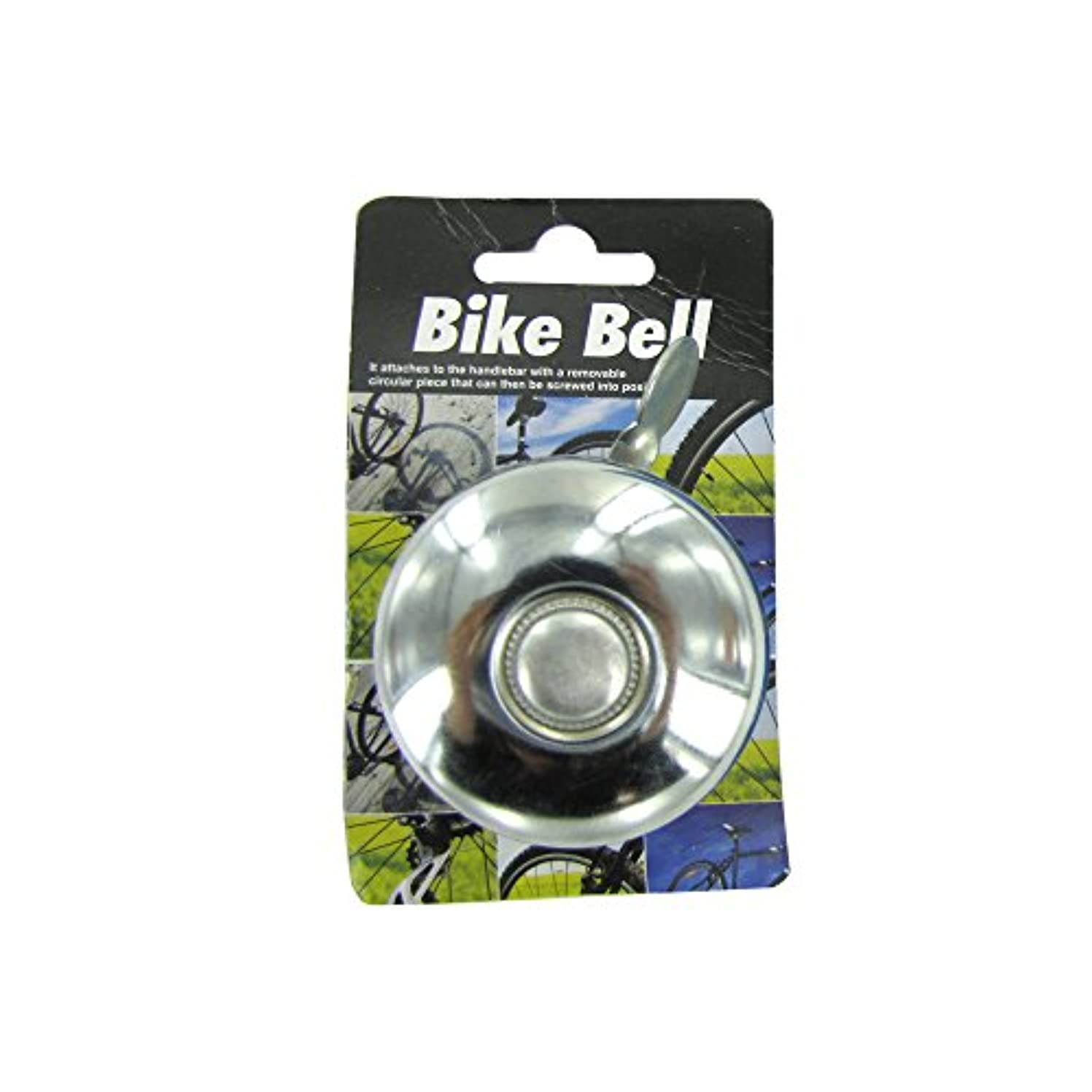 税金入手します差し迫ったMetal Bike Bell by Kole