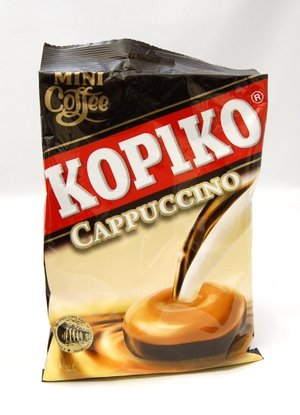 コピコ カプチーノキャンディー 袋入り 120gx24袋 原産国:タイ