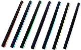 MIRACLE 車用 デザイアー LED スペース ソーラーパネル 配線不要 カラー 振動センサー 両面テープ 簡単設置 MC-CARL02