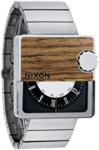 [ニクソン]NIXON 腕時計 THE MURF DARKWOOD メンズ [正規輸入品]