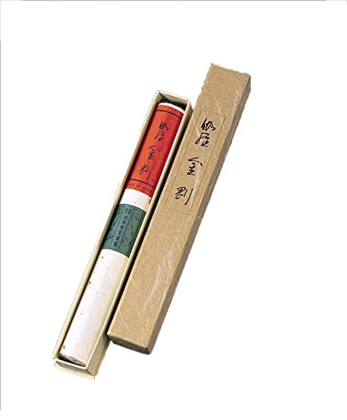 速度盲目オゾンNippon Kodo – Kyara Kongo – 選択したAloeswood Long Stick Incense 100 Sticks
