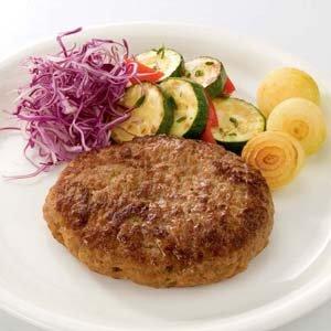 ガストロハンバーグ 80g×10枚 洋食屋のハンバーグの味わい!(nh121363) 【温めるだけ】【冷凍】