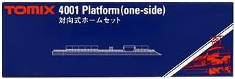 TOMIX Nゲージ 対向式ホームセット 4001 鉄道模型用品