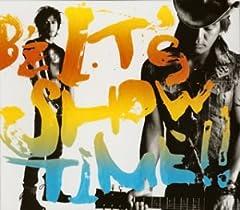B'z「New Message」の歌詞を収録したCDジャケット画像