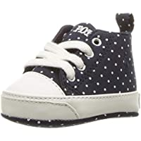 Ralph Lauren Polo Unisex Kids' Hamptyn Hi Crib Shoe