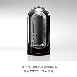 テンガ TENGA FLIP 0 (ZERO) BLACK テンガ フリップ ゼロ ブラック ミニローション付き 繰り返しタイプ