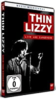 Music Milestones: Thin Lizzy Live & Dangerous [DVD] [Import]