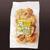 奥山製麩所 六田の麩/お麩を使った麩のお菓子「ふ・らすく」(ガーリック)