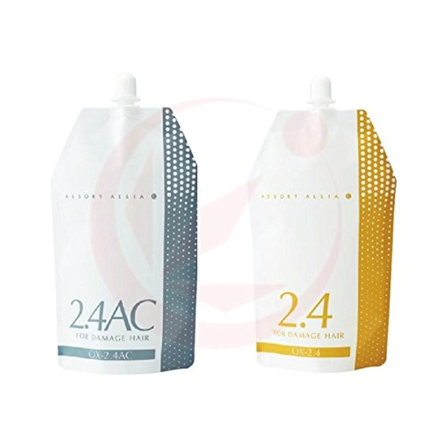 中央回転するスナップデミ アソートアリア OX(オキシ) 1000ml (カラー2剤) OX-2.4AC