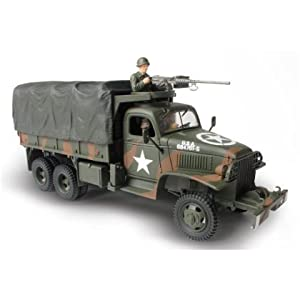 Forces of Valor U.S. GMC 21/2 Ton Cargo Truck, 1:32nd Scale [並行輸入品]