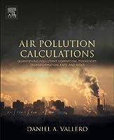 Air Pollution Calculations【洋書】 [並行輸入品]