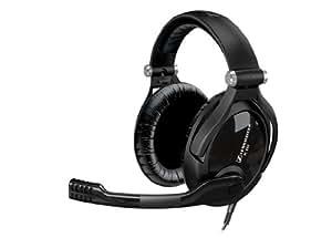ゼンハイザー ヘッドバンド型両耳式プレミアムゲーミングヘッドセット PC 350 502141