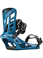 K2 Indy スノーボードバインディング 2019 X-Large ブルー