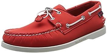 Docksides Neoprene: B720141 Red