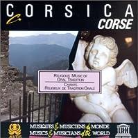 コルシカの宗教音楽-ルシウ村の宗教歌corsica