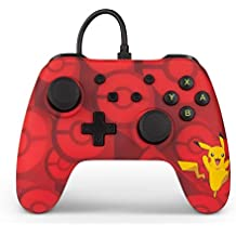 NSW Wired Controller - Pikachu