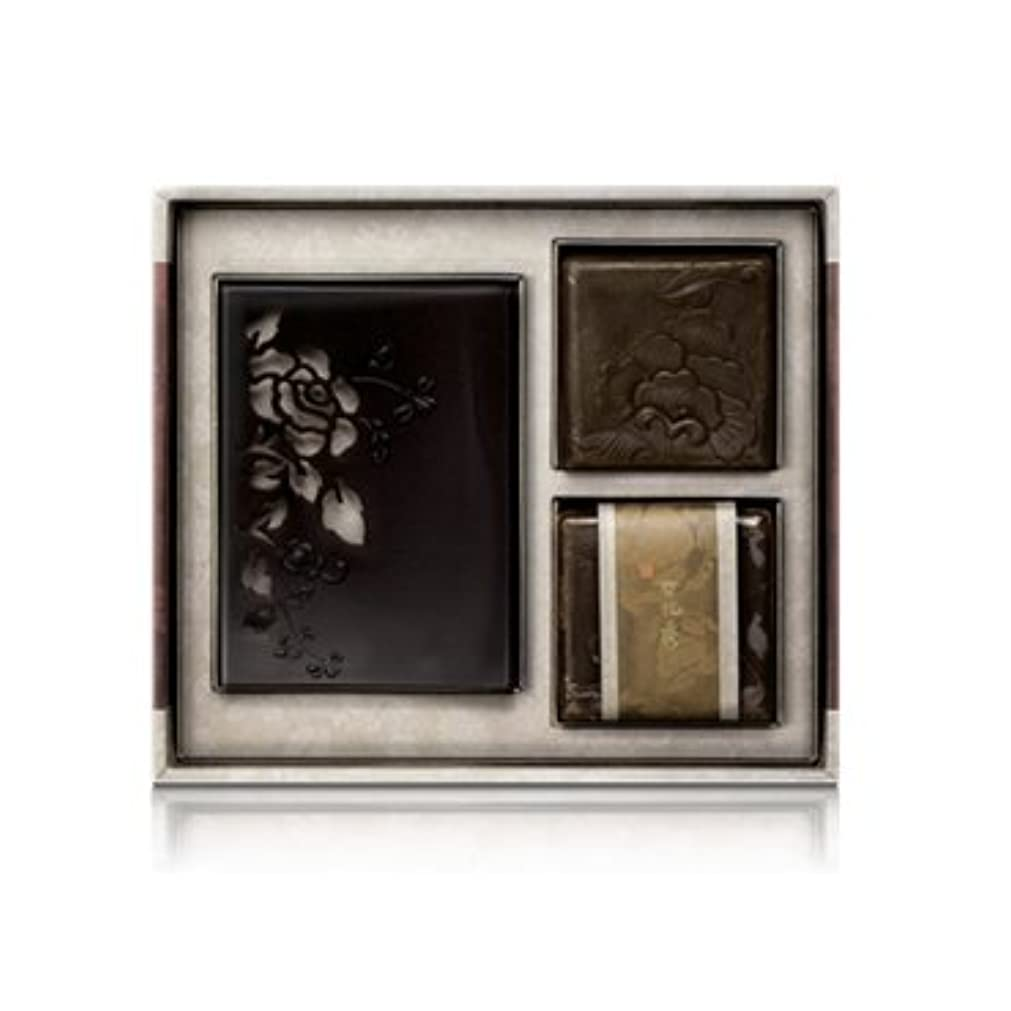 系譜モーション知恵ソラス [雪花秀] 宮中石鹸 (100g * 2個+ケース) 1748