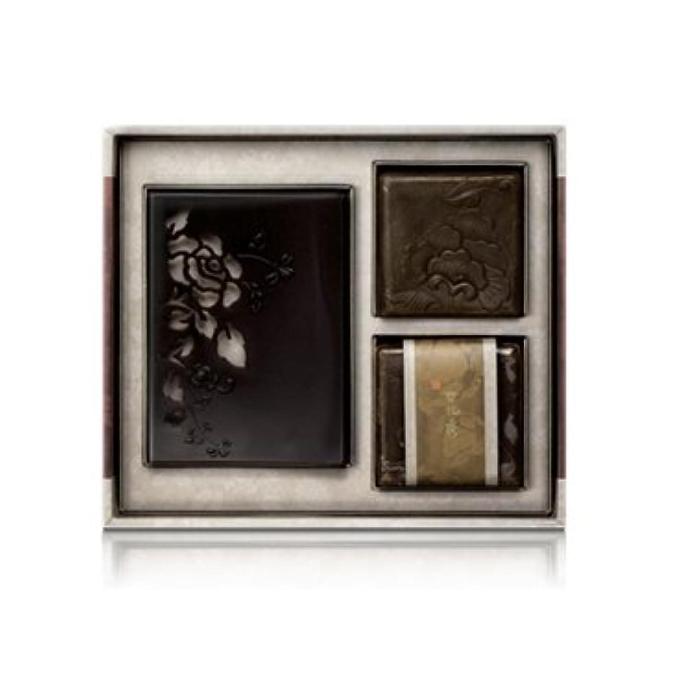 ソラス [雪花秀] 宮中石鹸 (100g * 2個+ケース) 1748