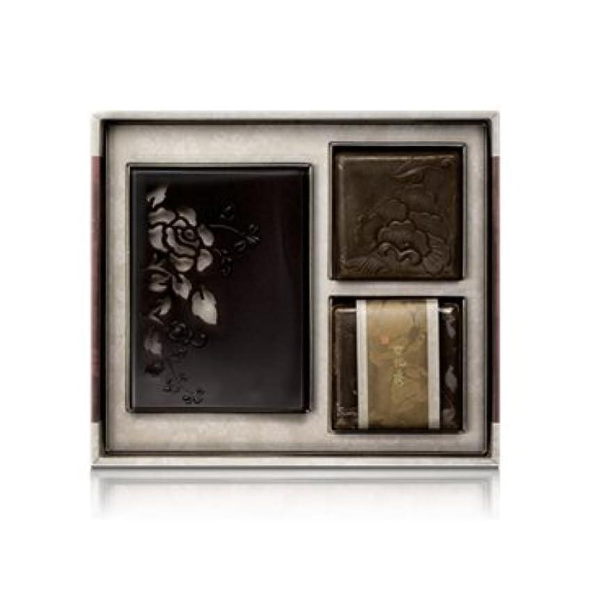 いたずらな脇に固めるソラス [雪花秀] 宮中石鹸 (100g * 2個+ケース) 1748