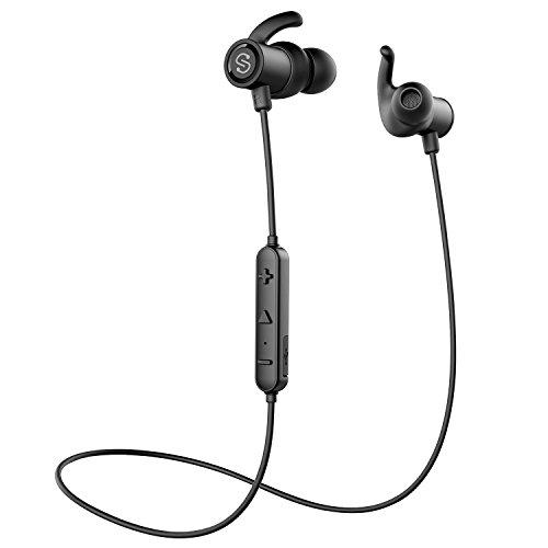 【防水進化版 IPX6対応】SoundPEATS(サウンドピーツ) Q30 Plus Bluetooth イヤホン