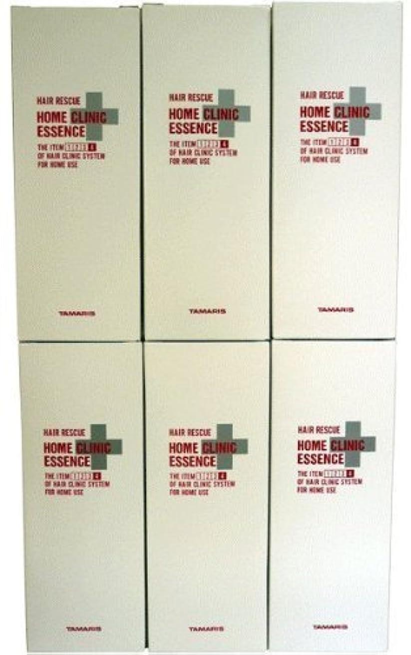 囲む熟した持続するタマリス ヘアレスキュー ホームクリニックエッセンス 180g 6個セット