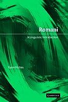 Romani: A Linguistic Introduction