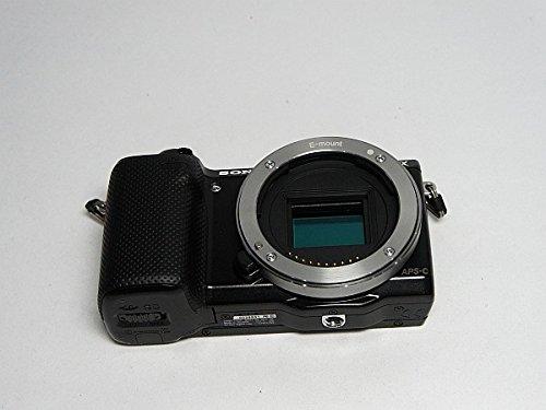 ソニー SONY ミラーレス一眼カメラ α NEX-5Rボディ ブラック NEX-5R/B