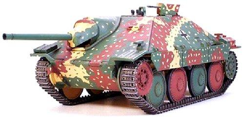 1/48 MMV(ミリタリーミニチュアビークルシリーズ) ドイツ駆逐戦車 ヘッツァー 中期生産型
