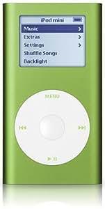 Apple iPod mini Green 4GB w/USB [M9806J/A]