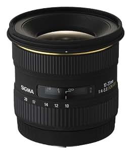 SIGMA 超広角ズームレンズ 10-20mm F4-5.6 EX DC HSM ニコン用 APS-C専用 201555