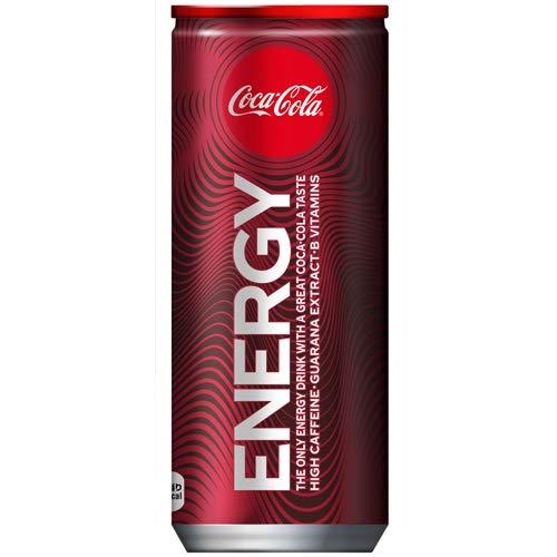 コカ・コーラ エナジー ハーフケース 250ml缶×15本