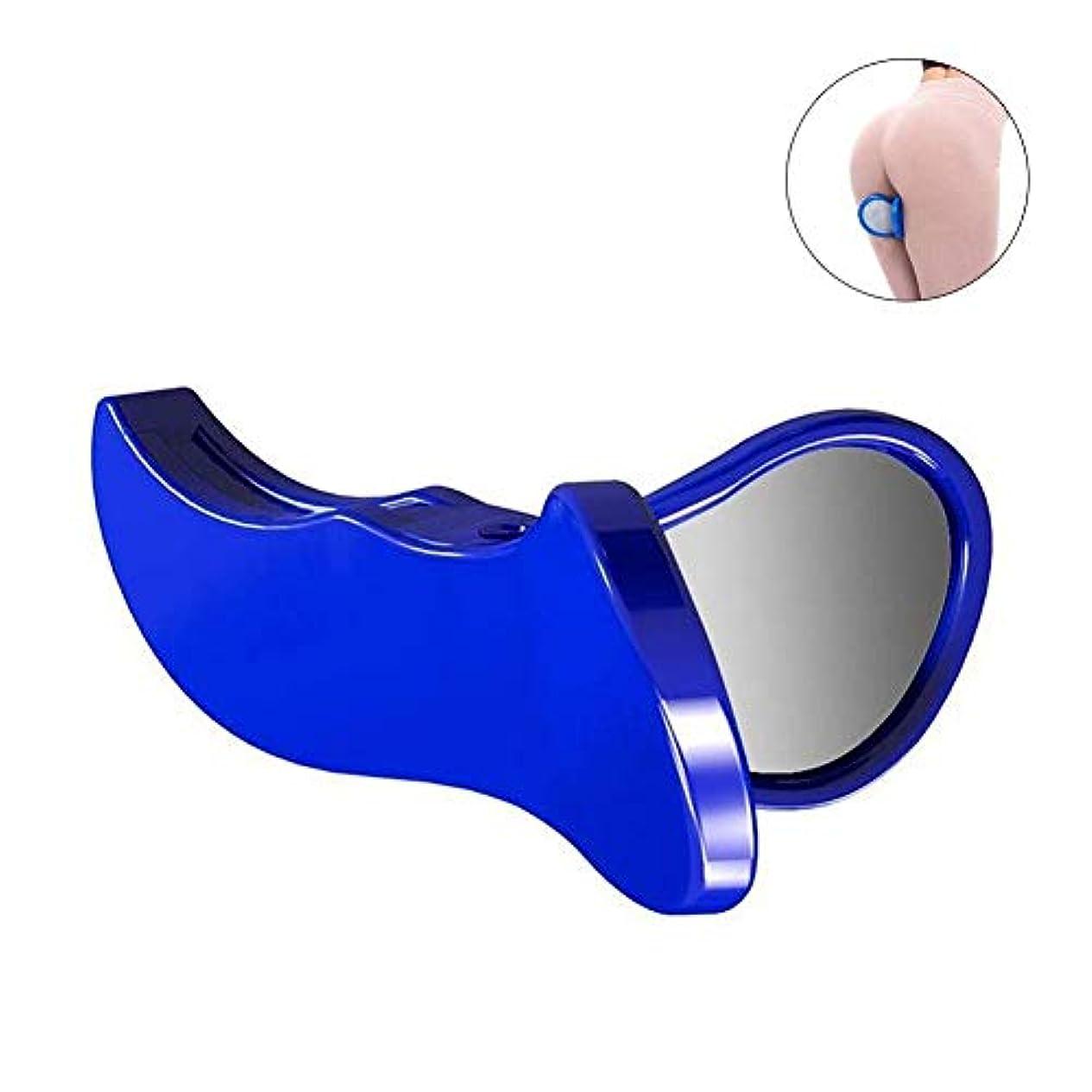 骨盤底運動のためのトレーナー膀胱ケーゲルエクササイザーコントローラー補正骨盤筋肉の強化と締め付けスポーツフィットネス機器,ブルー