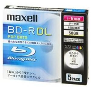 日用品 周辺機器 関連商品 (業務用10セット) ブルーレイディスクBL-RDL5枚BR50PWPC...
