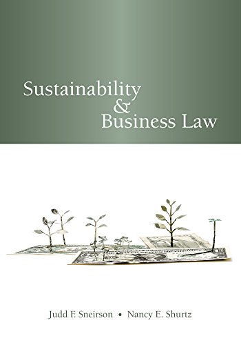 Download Sustainability & Business Law 1611639190
