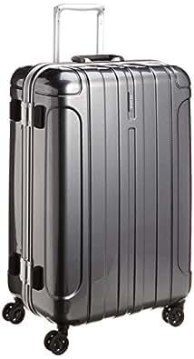 [ピジョール] PUJOLS アルモニー スーツケース 63cm・74リットル・4.6kg(ACE製) 05733 01 (ブラックカーボン)