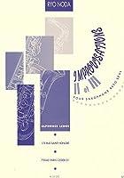 野田燎 : 即興 2と3 (サクソフォンソロ) ルデュック出版