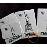 女神不在カードセット / Goddess Missing Card Set -- カードトリック / Card Tricks/マジックトリック/魔法; 奇術; 魔力