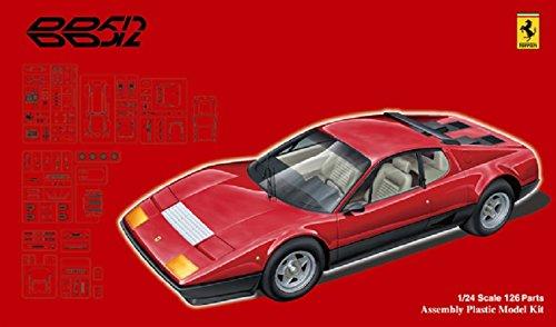 フジミ模型 1/24 リアルスポーツカーシリーズNo.108 フェラーリ 512BB / BBi