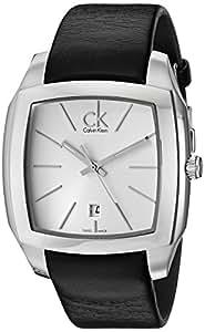 [カルバンクライン]CALVIN KLEIN 腕時計 Recess(リセス) K2K21120 メンズ 【正規輸入品】