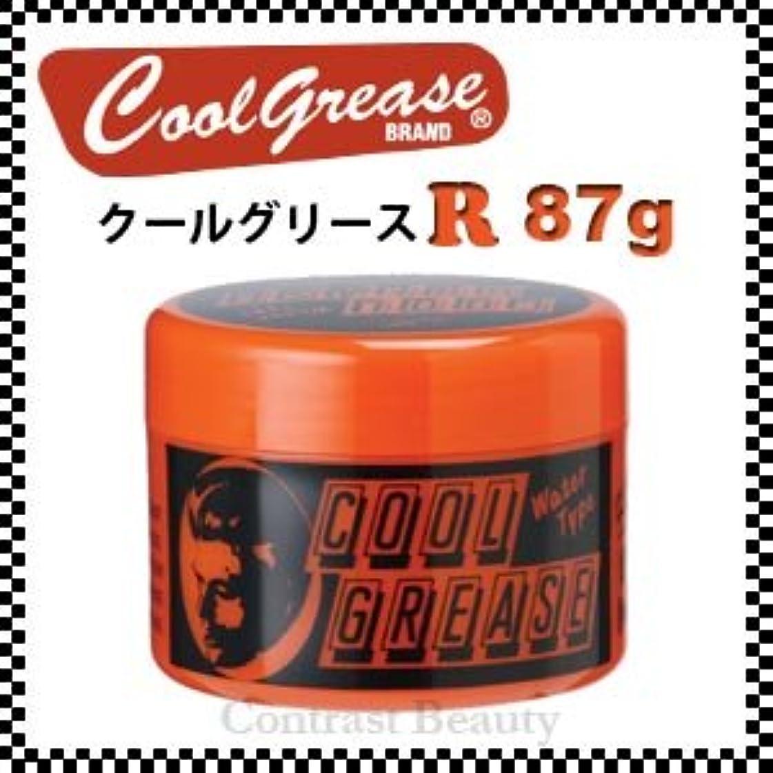 飾るエレガント呪い【X2個セット】 阪本高生堂 クールグリース R 87g