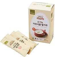 ORGA オーガニックこめ ベビー はじめての離乳食 かゆ (5~8ヶ月) 18gX10袋[海外直送品]