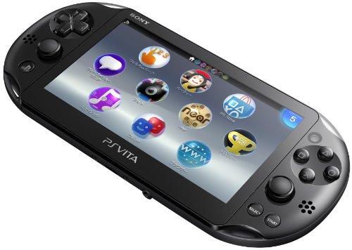 PlayStation Vita Wi-Fiモデル ブラック (PCH-2000ZA11) ソニー・コンピュータエンタテインメント