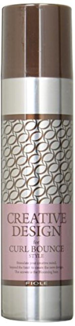 フィヨーレ クリエイティブデザイン カールバウンス ヘアスプレー 200g