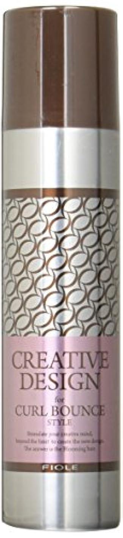 実用的くま退屈なフィヨーレ クリエイティブデザイン カールバウンス ヘアスプレー 200g