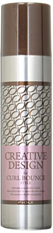 リサイクルする排泄するイタリアのフィヨーレ クリエイティブデザイン カールバウンス ヘアスプレー 200g