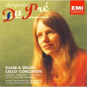 エルガー&ディーリアス:チェロ協奏曲
