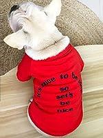 2018 冬親子パーカー ペット用服 犬 愛犬 ペット ペット用品 ドックウェア 防寒 犬洋服 犬服 ペット服秋と冬服いペットの服★犬の服